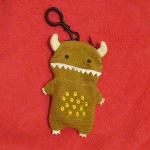Accessories - lil' Monster largish bag/phone case